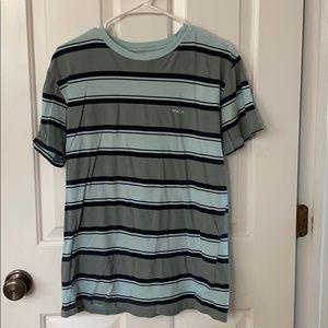 RVCA striped t-shirt